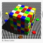 これは色の錯覚の究極か?