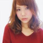 NEWhair!フェミニンモテ髪セミディ☆